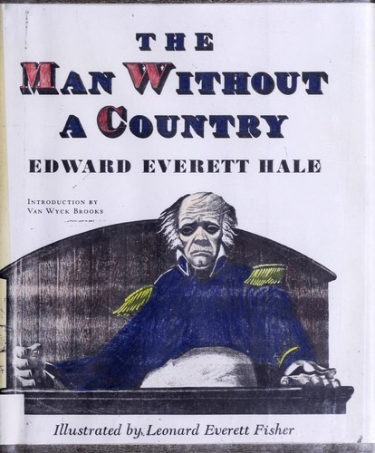 The first book edition of The man without a country.