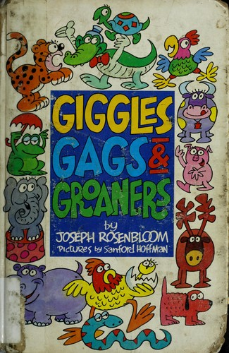 Download Giggles, gags & groaners