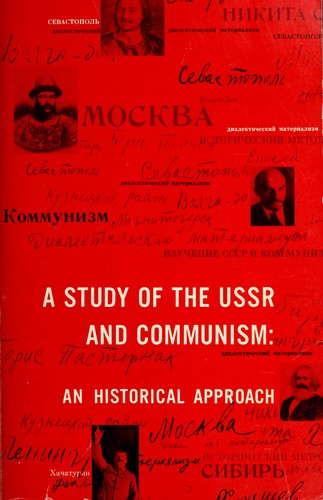 A study of the USSR and communism
