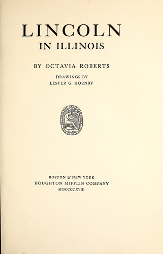 Lincoln in Illinois