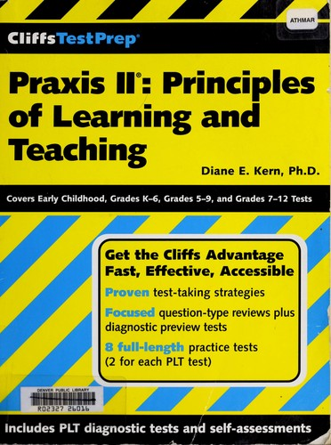 CliffsTestPrep Praxis II