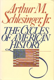 Cover of: The cycles of American history by Arthur M. Schlesinger, Jr.