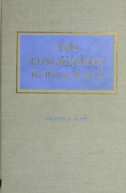 The Congressman by Charles L. Clapp