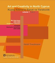 Cover of: Art and creativity in North Cyprus = by Heidi Trautmann