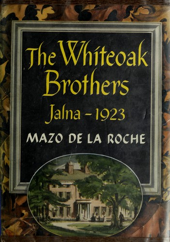 The Whiteoak brothers
