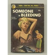 Cover of: Someone is Bleeding by