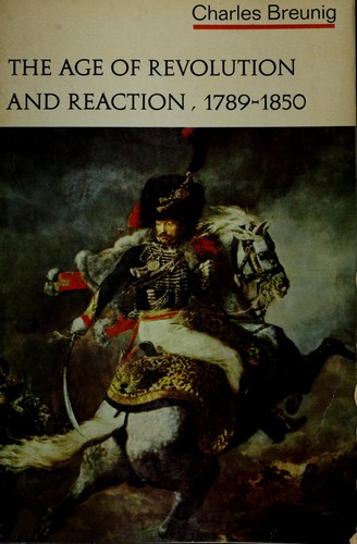 Download The age of revolution and reaction, 1789-1850.