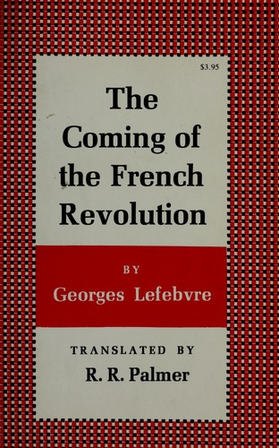 Download The coming of the French Revolution, 1789