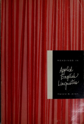 Download Readings in applied English linguistics.