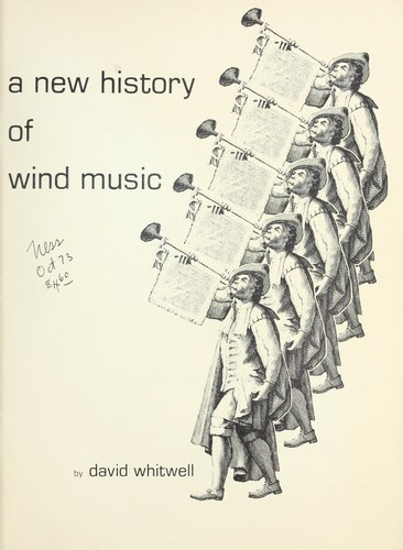 A new history of wind music.