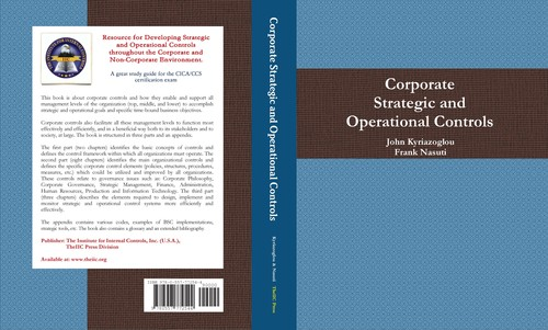 Corporate Strategic and Operational Controls by