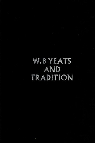Download W.B. Yeats and tradition