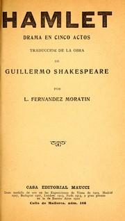 Hamlet, de William Shakespeare