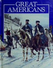 Great Americans by Mary Jane Fowler