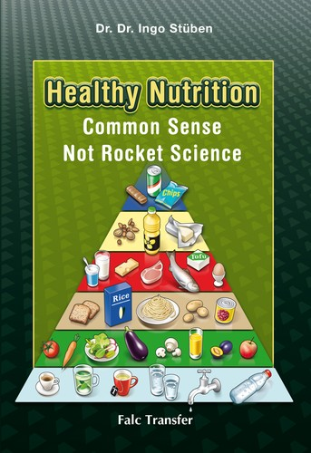 Healthy Nutrition. Common Sense - Not Rocket Science by Ingo Stuben