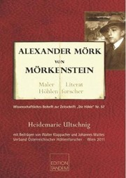 Cover of: Alexander Mörk von Mörkenstein 1887 - 1914 by