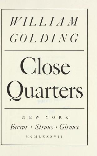 Download Close quarters
