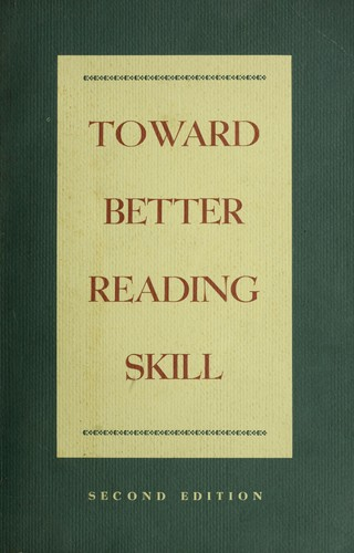 Download Toward better reading skill.