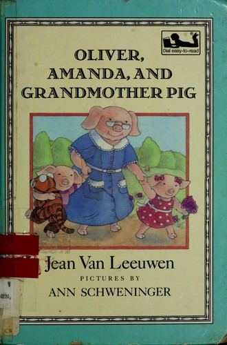 Oliver, Amanda, and Grandmother Pig