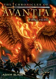 Cover of: The chronicles of Avantia by Adam Blade