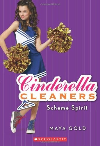 Cinderella Cleaners 5 Scheme Spirit by
