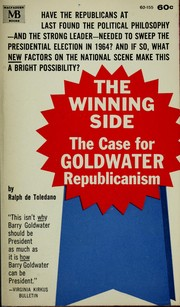 The winning side by Ralph de Toledano