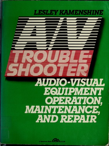 Download A/V troubleshooter