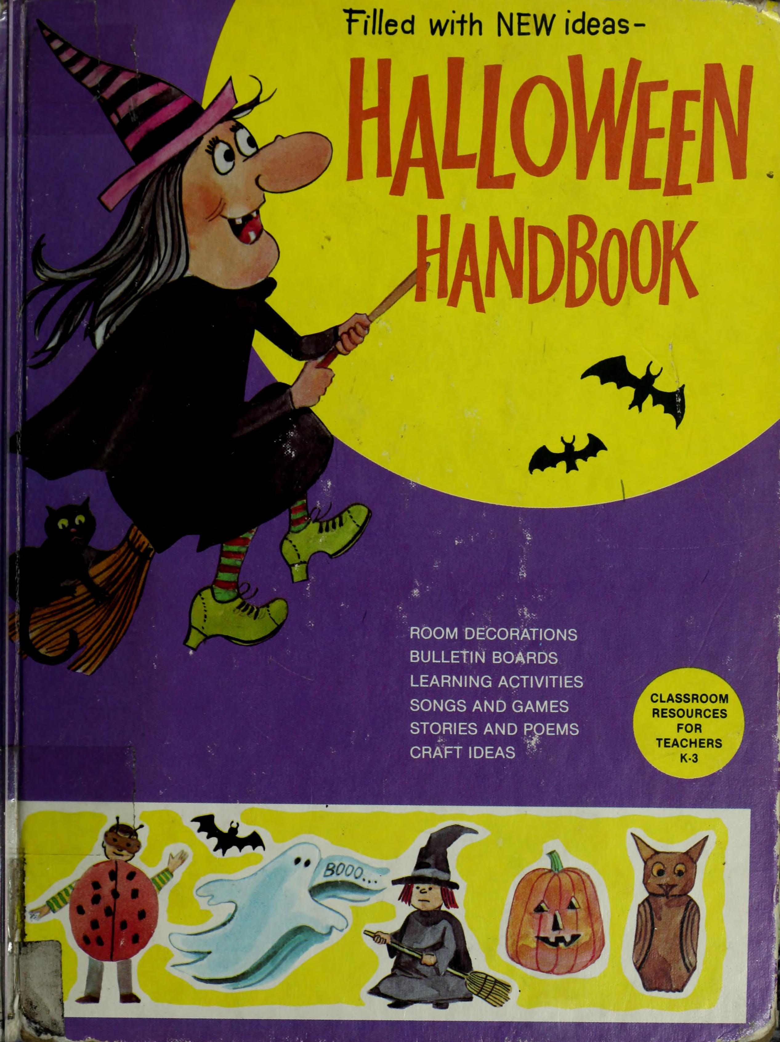 ebook halloween handbook download online audio id8nznwq2