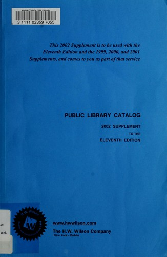 Download Public Library Catalog
