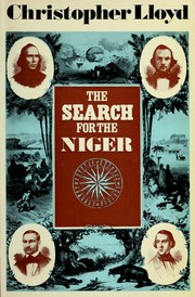 The search for the Niger.
