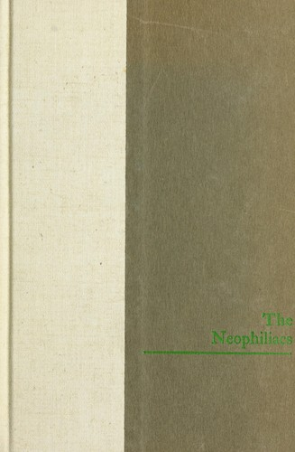 The neophiliacs.
