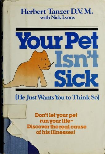 Download Your pet isn't sick