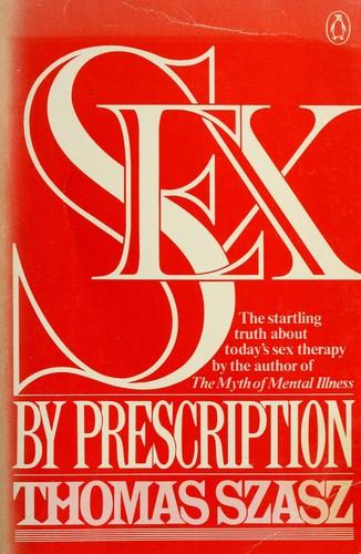 Download Sex by prescription