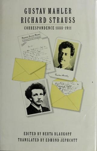 Download Gustav Mahler, Richard Strauss