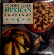 Cooking class Mexican cookbook PDF