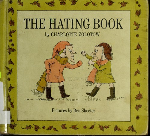 Download The hating book