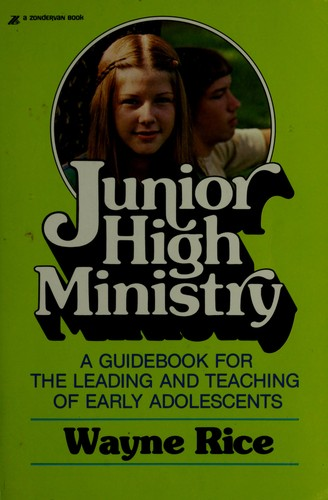 Download Junior high ministry