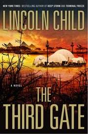 Cover of: The third gate by Lincoln Child