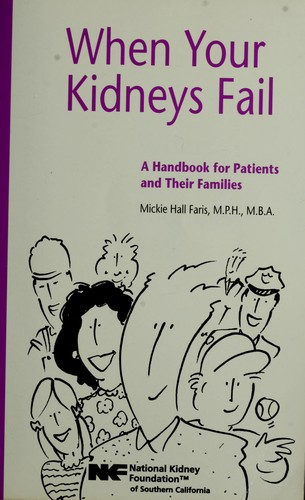 When your kidneys fail
