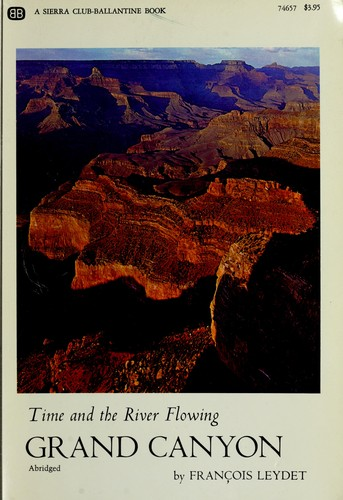 Time and the river flowing: Grand Canyon.