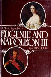 Eugenie and Napoleon III by Duff, David