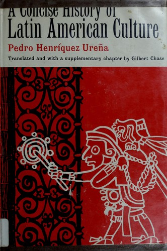 Download A concise history of Latin American culture.
