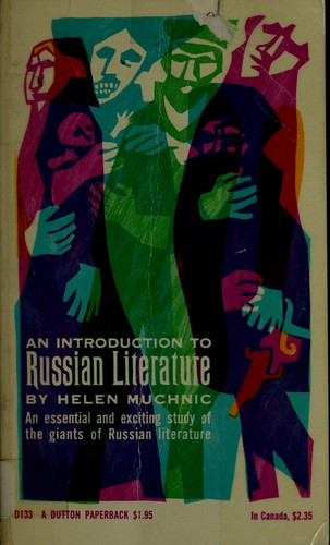 Download An introduction to Russian literature.