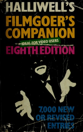 Download Halliwell's filmgoer's companion