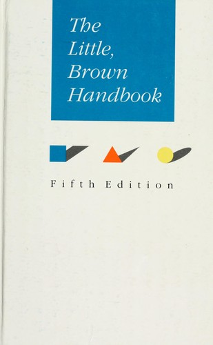 Download The Little, Brown handbook