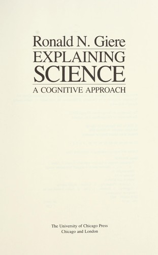 Download Explaining science