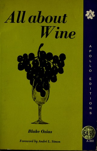 All about wine.