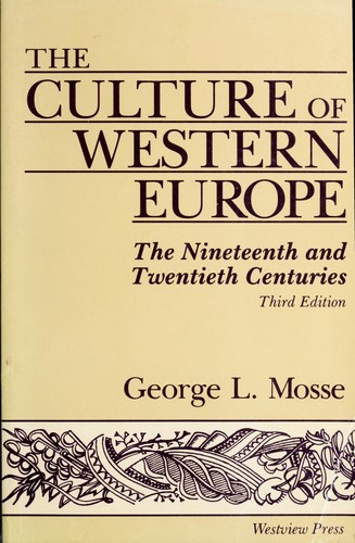 The culture of Western Europe