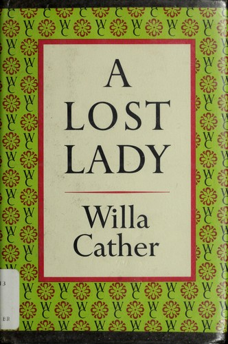 Download A lost lady.