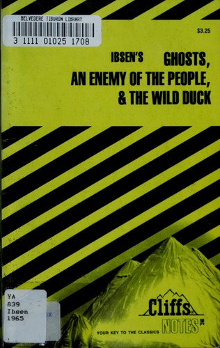 Download Ghosts ; An enemy of the people ; The wild duck– notes